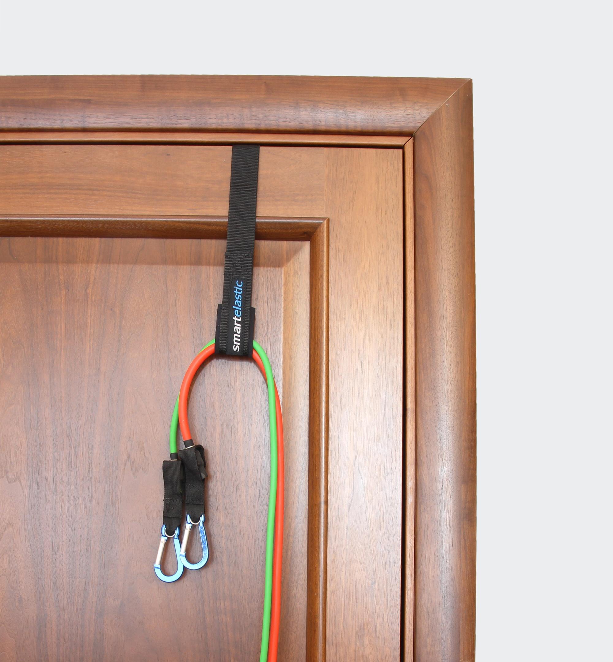 Дверной фиксатор для эспандера