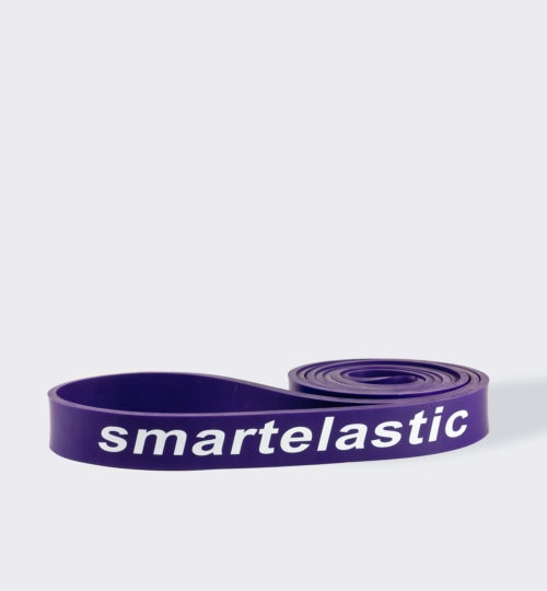 Фиолетовая резиновая петля, нагрузка 9-34кг.