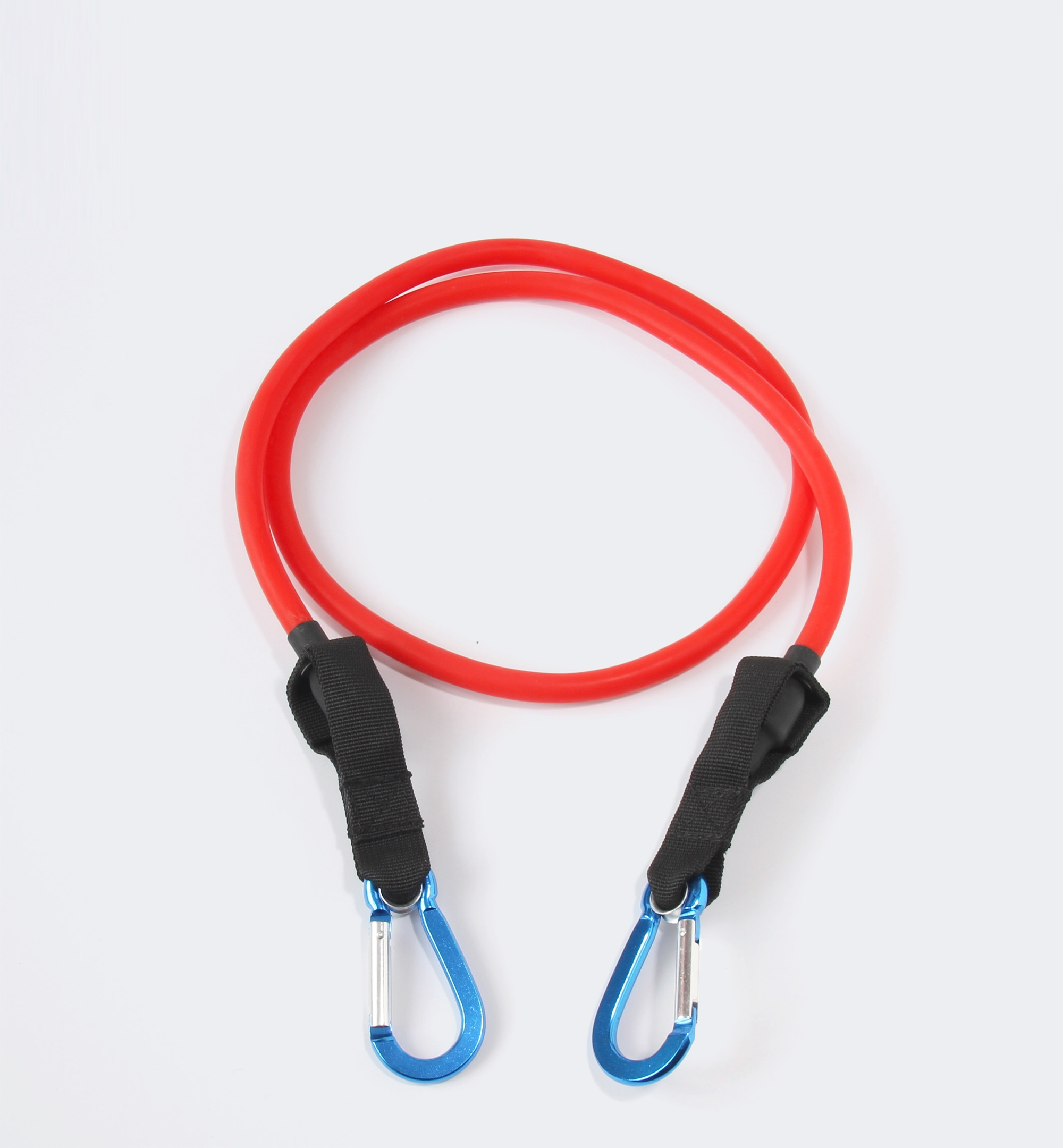 Красная латексная трубка