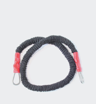 Красная латексная трубка в защитном чехле, 7 кг.