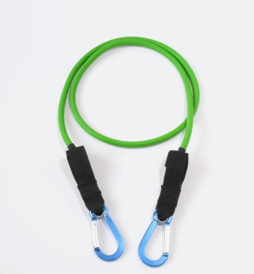 Зеленая латексная трубка