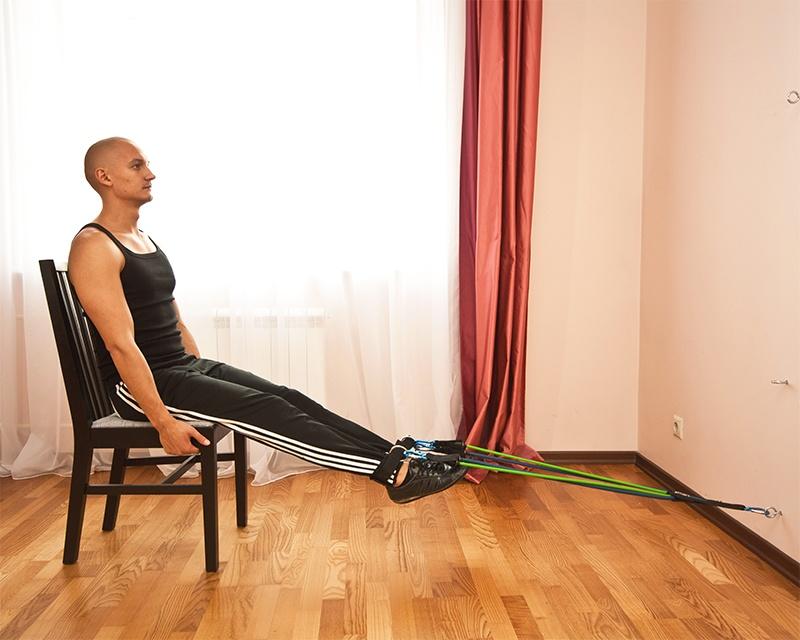 упражнения со жгутом при гонартрозе фото быть роли