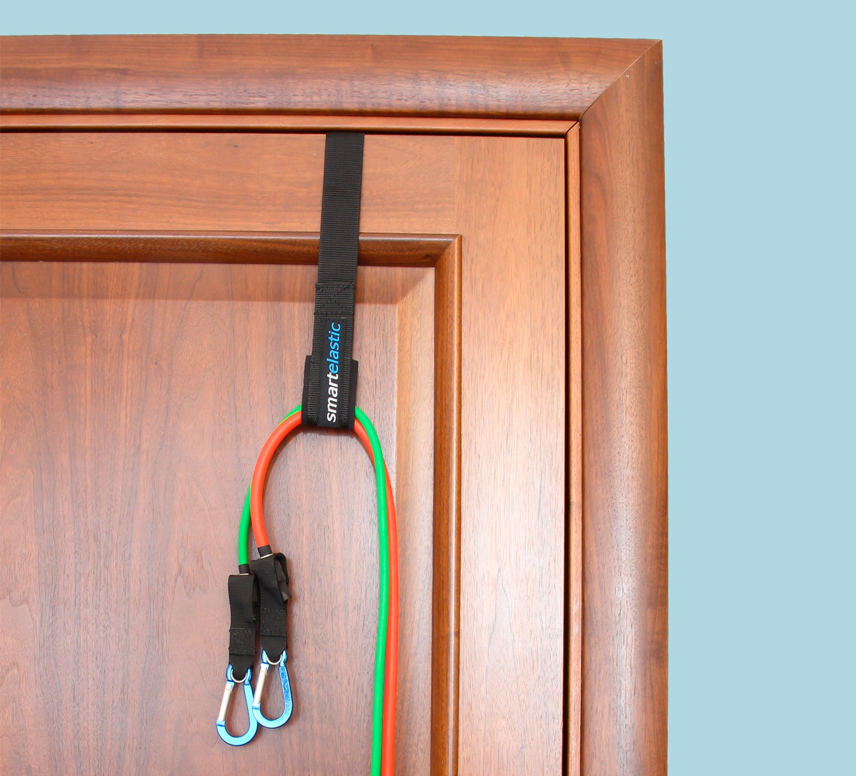 Дверное крепление эспандера