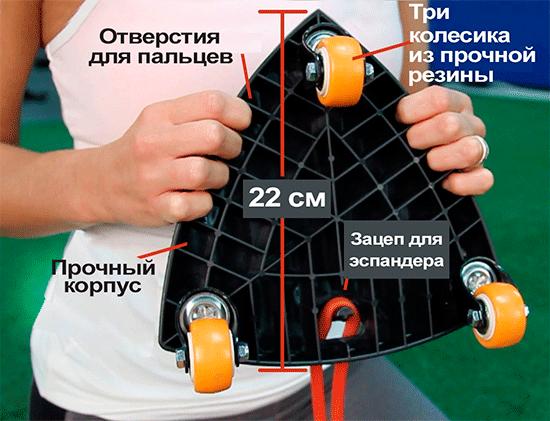 тренажер Core Coaster