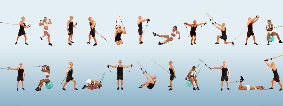 Прежде чем начать тренироваться с эспандером